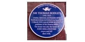 Exeter's Historic Plaques