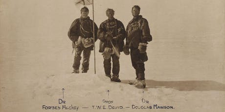 Up from the Vault: Discovery and disaster in the icy south tickets