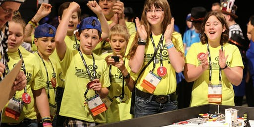 FIRST LEGO League 2019 - Information and Networking Session