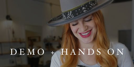 HANDS ON + DEMO: Color Correction + Social Branding W/ Christina Kreitel