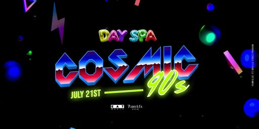 Day Spa: Cosmic 90s - feat. Danni B