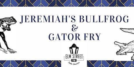 Jeremiah's Bullfrog & Gator Fry tickets