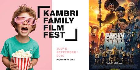 Canberra - Kambri Family Film Fest tickets