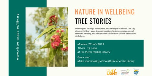 Nature in Wellbeing - Tree Stories