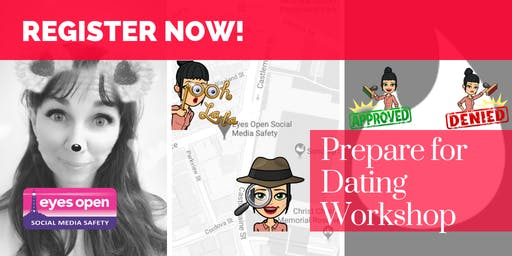 Preparing Your Social Media for Dating Workshop for Adults - Saturday 20th July 2019 - Milton
