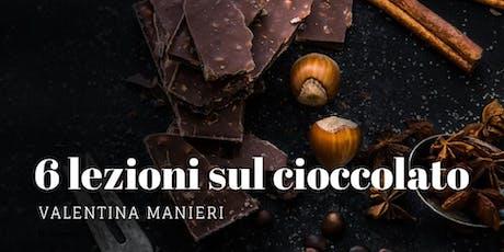 6 lezioni sul cioccolato biglietti