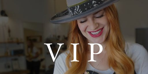 VIP: Color Correction + Social Branding W/ Christina Kreitel
