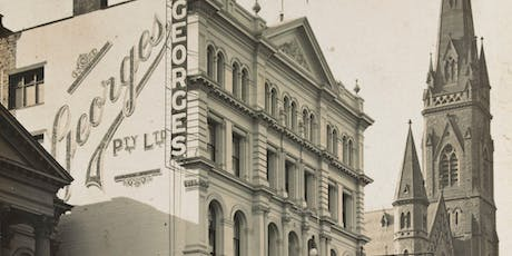 Dome at Dusk: Remembering Georges – stories from Melbourne's most elegant store tickets