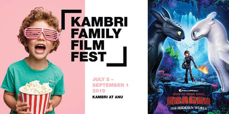 Canberra - Kambri Family Film Fest tickets