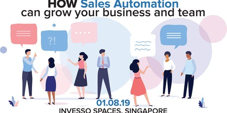 How Sales Automation Can Grow Your Business And Team tickets