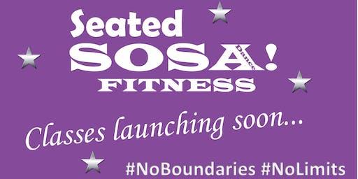 Llandudno Seated SOSA Dance Fitness Class Launch