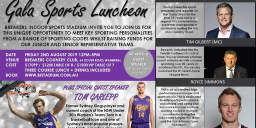 Gala Sports Luncheon