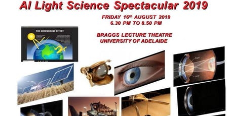 AI LIGHT SCIENCE SPECTACULAR 2019 tickets