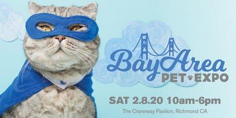 Bay Area Pet Expo tickets