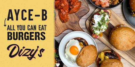 All You Can Eat Burgers tickets