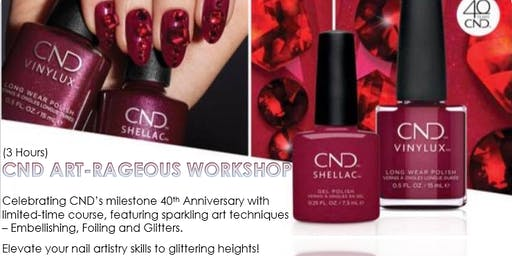 CND ART-rageous Workshop
