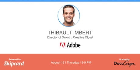 Adobe Director of Growth on Learning from customers at scale tickets