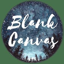 The Blank Canvas Co. logo