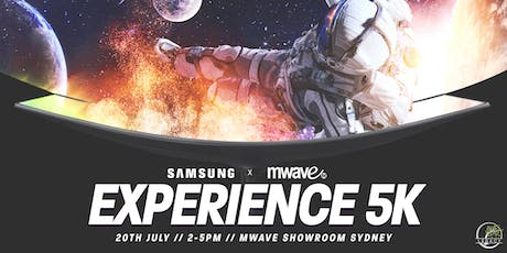 Experience 5K with Samsung Monitors & Mwave tickets