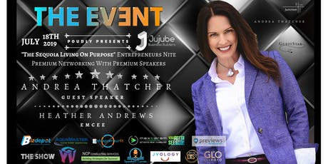 """The Sequoia Living on Purpose"" Entrepreneurs Nite tickets"