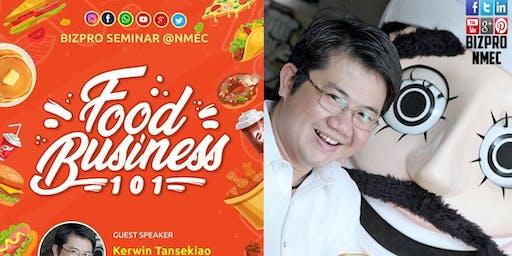 Food Business 101 : BIZPRO Seminar at New Millennium Evangelical Church