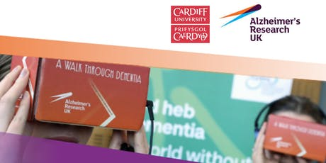 Alzheimer's Research UK Cardiff open day science event 2019 tickets