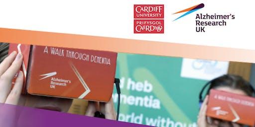 Alzheimer's Research UK Cardiff Dementia Evening 2019