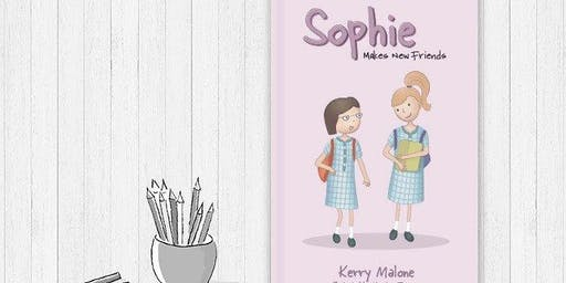 Become Sophie's Friend!