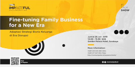Fine-tuning Family Business for a New Era (Paid Event) tickets