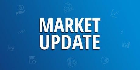 July 2019 Market Update tickets