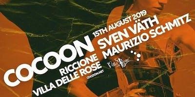 Offerta Hotel a Riccione - Sven Vath Villa delle Rose Ferragosto 15 Agosto