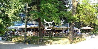 Aperitivo in Parco Sempione | Bar Bianco | ✆ 335 5290025