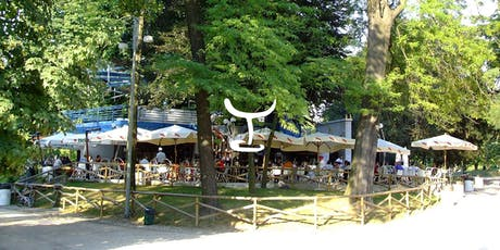 Aperitivo in Parco Sempione | Bar Bianco | ✆ 335 5290025 biglietti