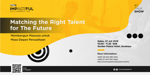 Matching the Right Talent for the Future (Paid Event)