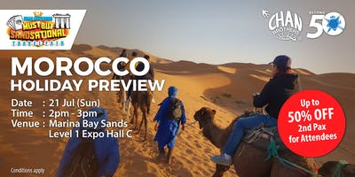 Morocco Holiday Preview