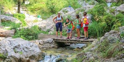 Visita alla Riserva Naturale della Valle delle Ferriere e discesa ad Amalfi