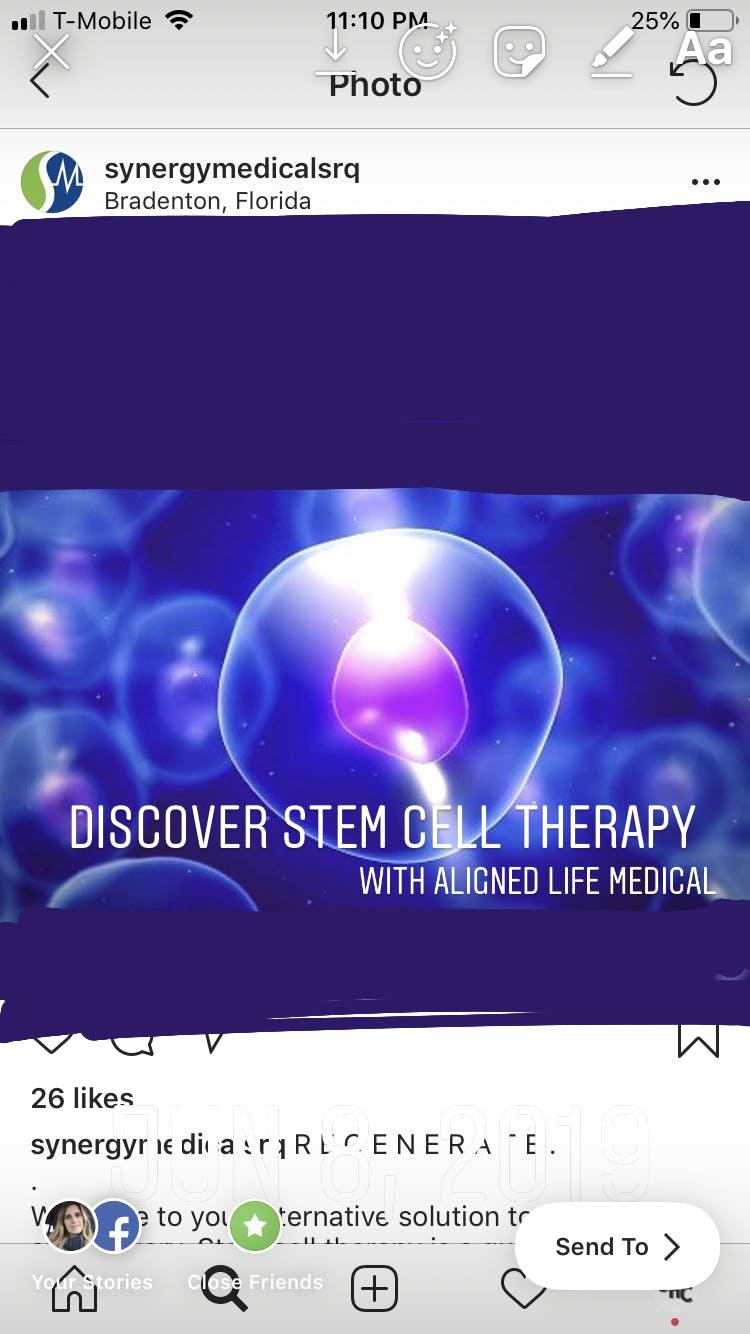 Regenerative Medicine/ Stem Cell FREE Dinner Seminar Old Spaghetti Factory October 1