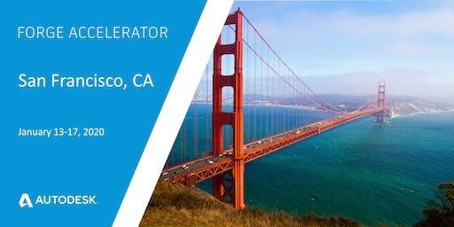 Autodesk Forge Accelerator - San Francisco, CA (January 13-17, 2020)