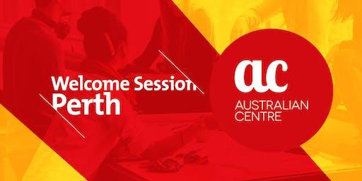 Jul Perth Welcome Session