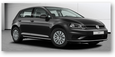 DRIVE YOUR VW-GOLF  Businessmeeting