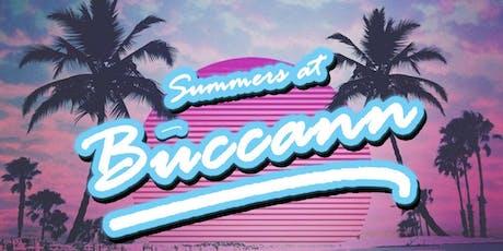Summers at Búccann tickets