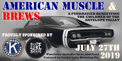 American Muscle and Brews