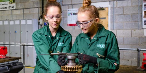 HETA Scunthorpe Taster Days Multiple Events
