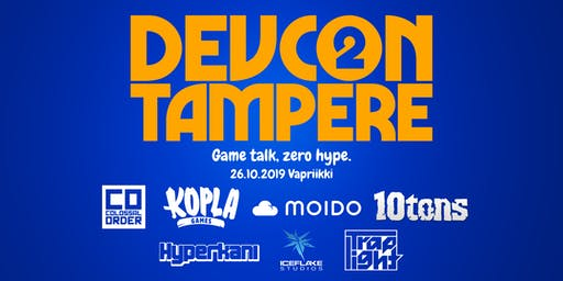 DevCon 2 Tampere 2019