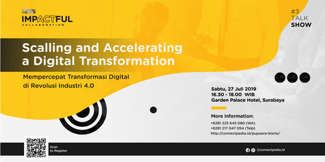 Scaling and Accelerating a Digital Transformation (Paid Event) tickets