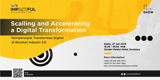 Scaling and Accelerating a Digital Transformation (Paid Event)