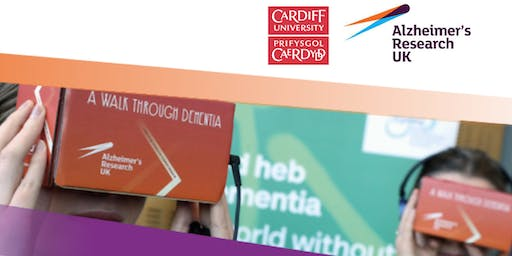 Alzheimer's Research UK Cardiff Open Day