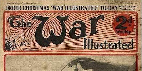 Free World War I history magazine workshop events at the University of Kent tickets