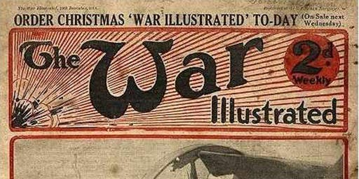 Free World War I history magazine workshop events at the University of Kent