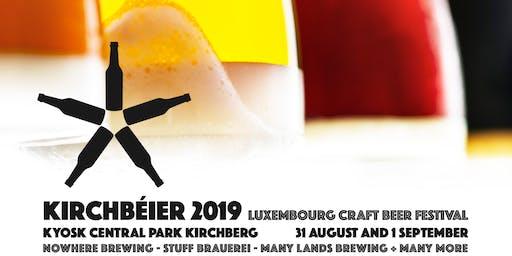Kirchbeier, The Luxembourg craft beer festival